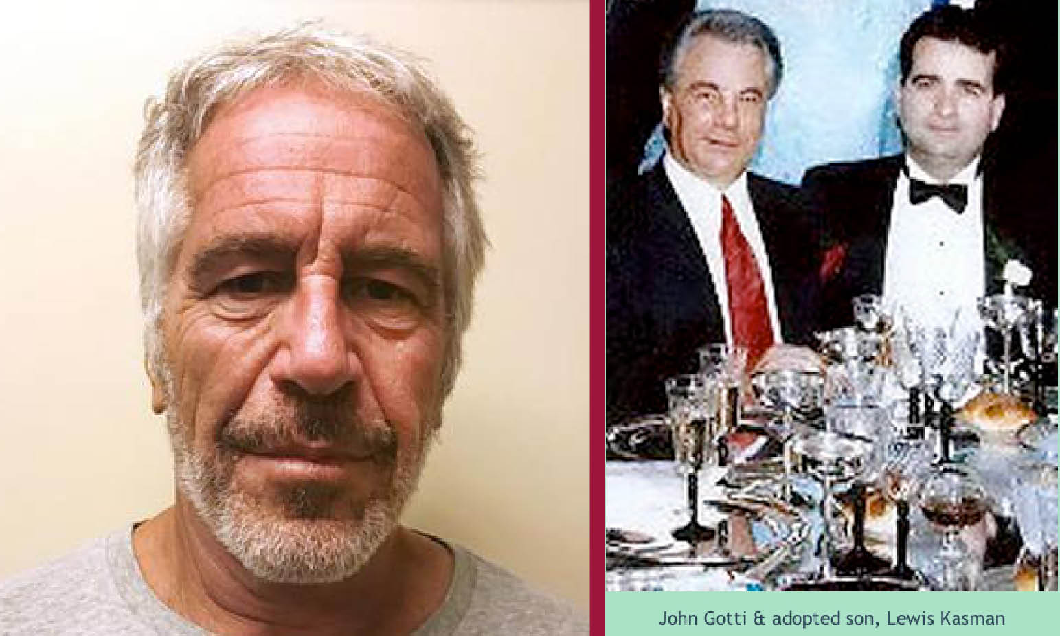 EPSTEIN DEATH, THE GAMBINO'S ZIONIST MOBSTER REVELATIONS