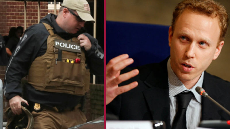 GrayZone's journalist Blumenthal arrested in Washington after the investigations about TOW missiles from US to jihadists