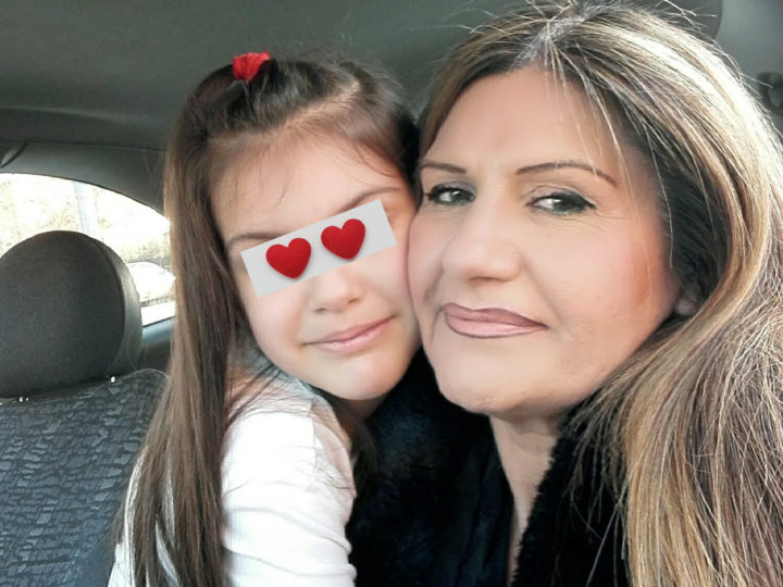 The heart-sick child stolen from mother and stuffed with antipsychotic drugs by Italian State