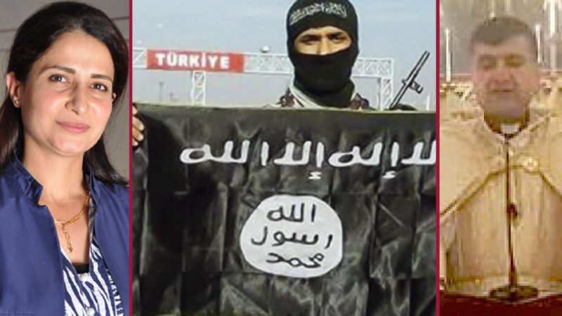 Syria: 76 leaders ISIS among Turkish mercenaries, also killers of Us ranger Kassig and activist Hevrin. Priest murdered
