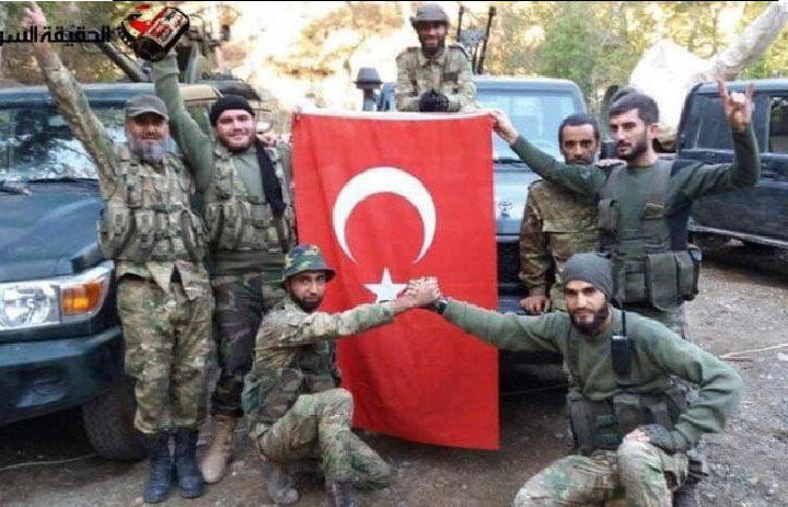 LIBYA: arrived 300 jihadists Turkish-backed at 260 miles from Italy for $ 2,500 month