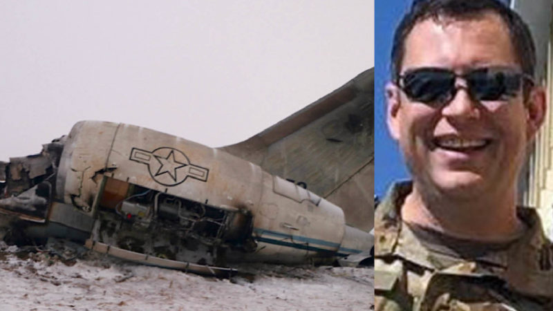 Afghanistan: Pentagon Confirmed Dead Airmen's Identity. Pilot worked for Intelligence CIA