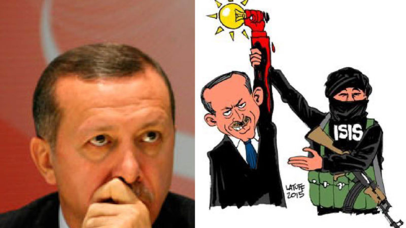 Erdogan Alone with ISIS Mercenaries… NATO and HTS Qaedists Refused Deals for Idlib
