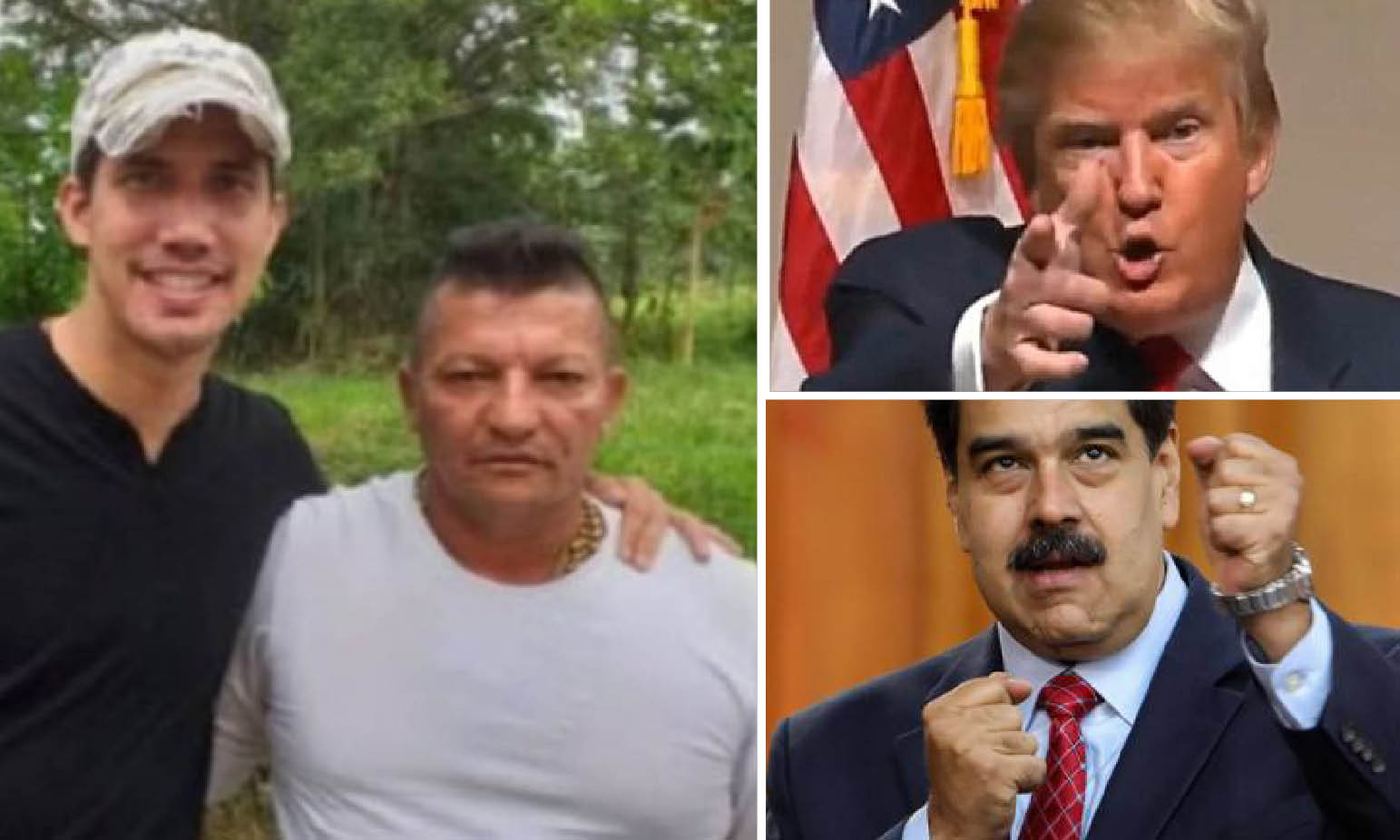Venezuela: Guaido's Friends ParaMilitary Narcos Tied to Italian Mafia but Trump charges Maduro