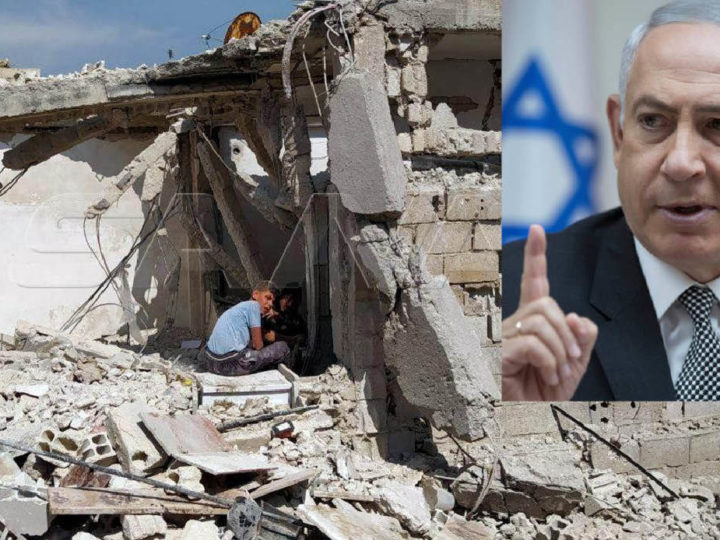 Devil-Bibi just confirmed PM in Israel Killed in Syria with Missiles more than Covid-19