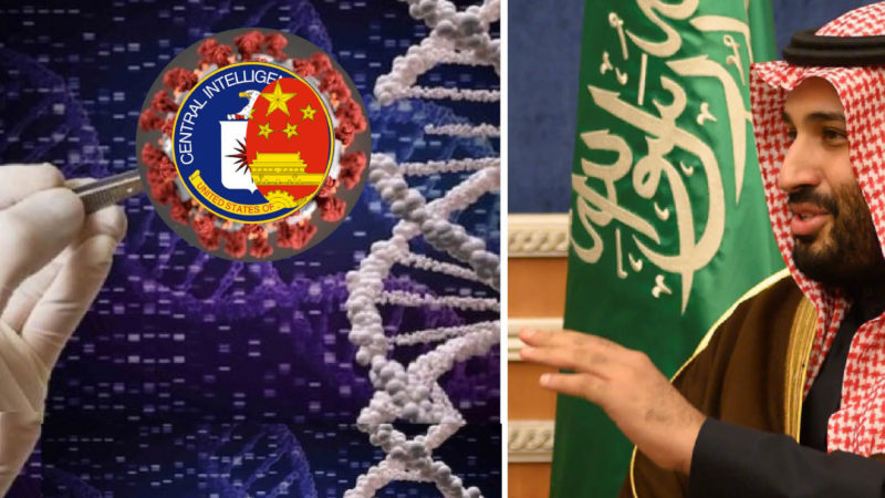 WUHAN-GATES – 1. GOLDEN INTRIGUES BIOWEAPON-VACCINES among China, Us-CIA, Saudi and Big Pharma J&J – GSK