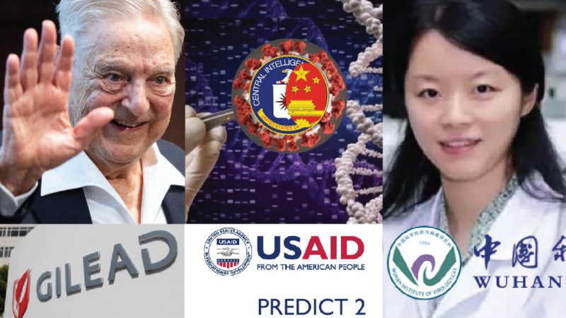WUHAN-GATES – 5. FDA ok to GILEAD Antiviral: Gambles thanks to WHO, Chinese Lab & Soros. Bio-Weapons' Killer Tests with CIA & Pentagon