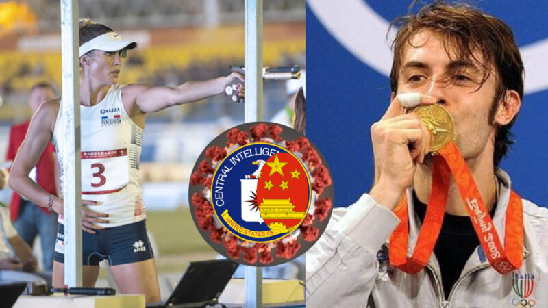 WUHAN-GATES – 6. Too Many Influenza's Cases at Military Games in China. COVID-19's Suspicions by Italian and French Athletes