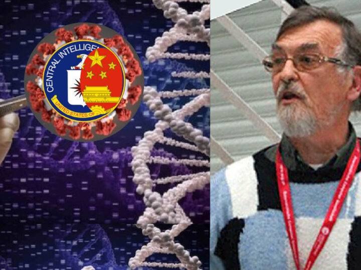 "WUHAN-GATES – 8. ""SARS-2: Virus GMO built with HIV"". Bio-engineer, ex NATO Lecturer, destroyed Natural Origin Theory"