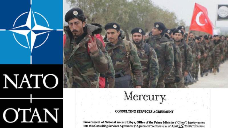 14 Thousand Jihadist Troops in Libya for Turkey Blitz alongside US Weapons' Lobby, NATO's Deep State & NWO