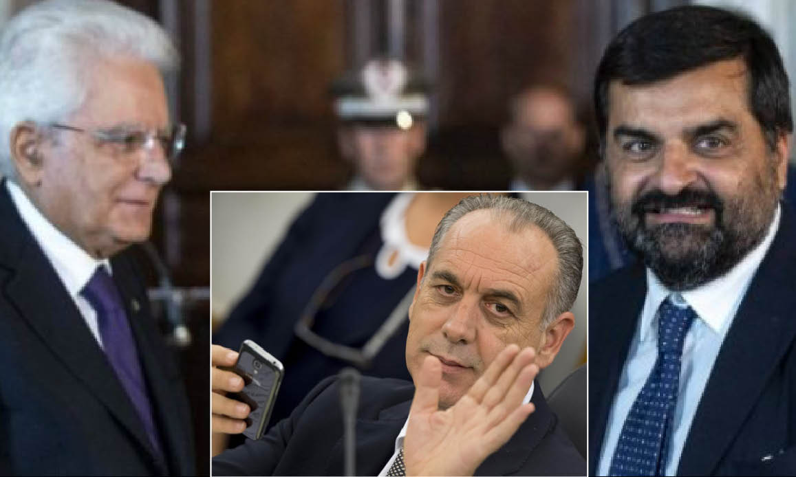 ITALY JUSTICE-LEAKS – 1. Corruptions & Dirty Political Plots inside Judiciary's Superior Council