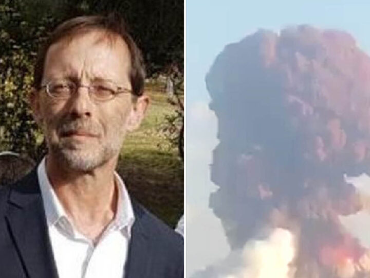"Israeli Knesset ex Member: ""Thanks God for Beirut blast! As a nuclear bomb"""