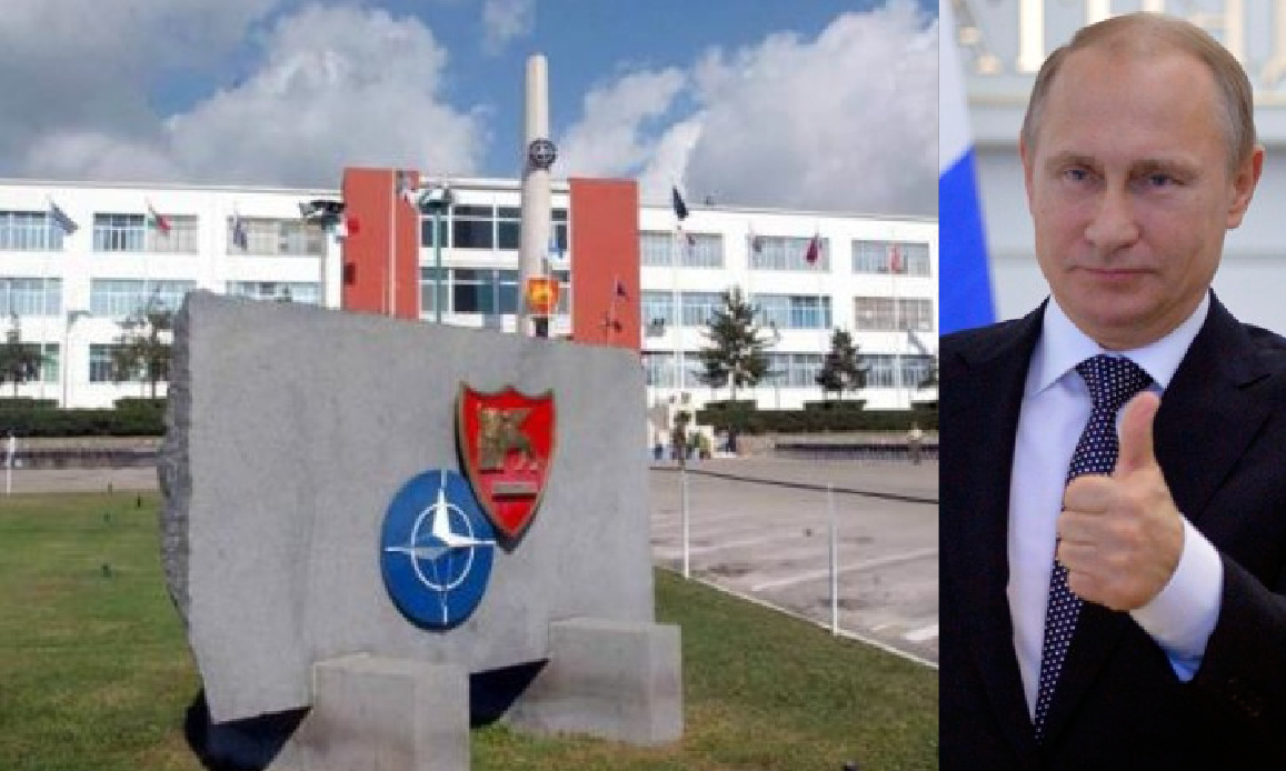 French Army Colonel arrested as a Russian Spy in Naples NATO Base