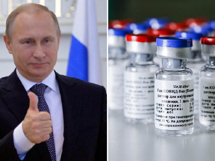 Covid-19: State's Vaccine or Herd Immunity: Putin's Russia teaches Value of Choice's Freedom