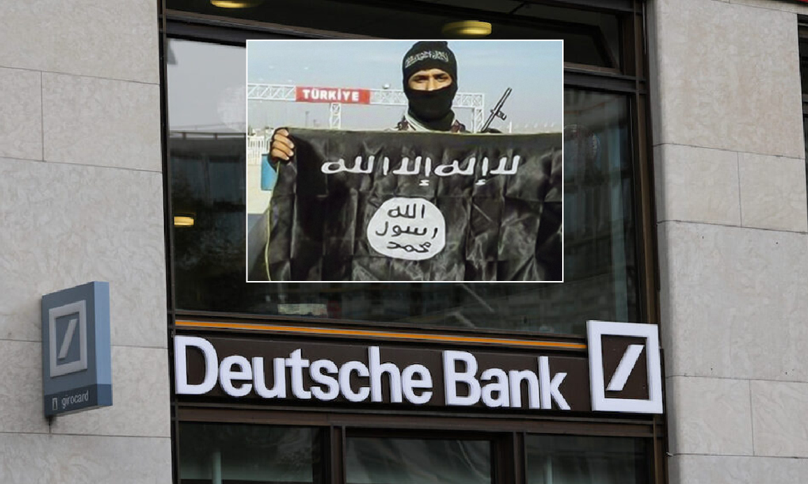 Deutsche Bank Suspected of Facilitating Funds to ISIS in Iraq