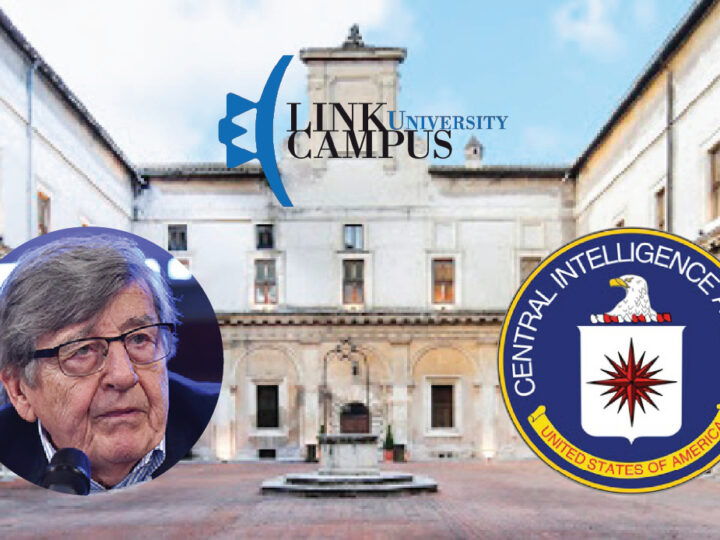 Link University, CIA's Agents Factory in Rome amidst Scandals: ObamaGate and Easy Degrees for Cops