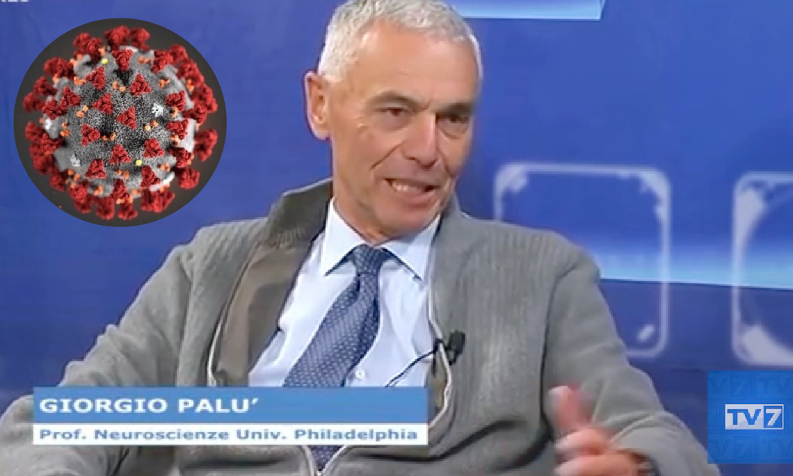 """Italy-US Academic Virologist: """"Stop to Pandemic's Terrorism. Covid-19 less Lethal. Lockdowns may destroy Economy"""""""