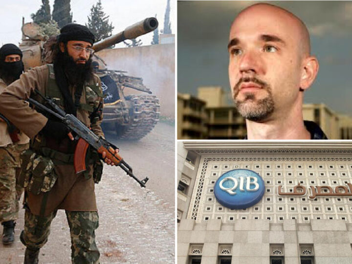 """Al Nusra (Al Qaeda) Terrorists Funded by Qatar"". Scotland Yard Investigates. Syrian Refugees' and American Reporter's Lawsuits against Doha's banks"
