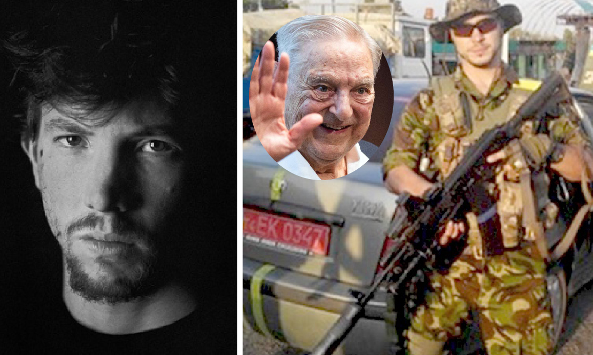 """""""Target Shooting to Italian and Russian Reporters in Donbass"""". But NGU Warrior Acquitted of Murder as asked by Kiev & Soros-puppets"""