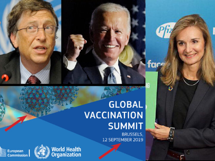 WUHAN-GATES – 26. SARS-2 Bio-Weapon & Gold Vaccines. From CIA-WHO Tests funded by Gates to EU Summit with Pfizer, Biden's sponsor, before Pandemic!