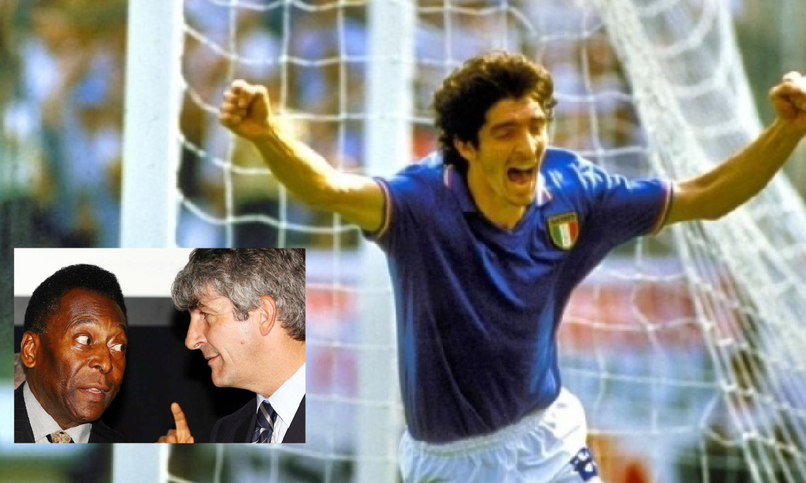 ADIOS PABLITO! Italy & Soccers cry for Death of Spain's King in FIFA World Cup 1982