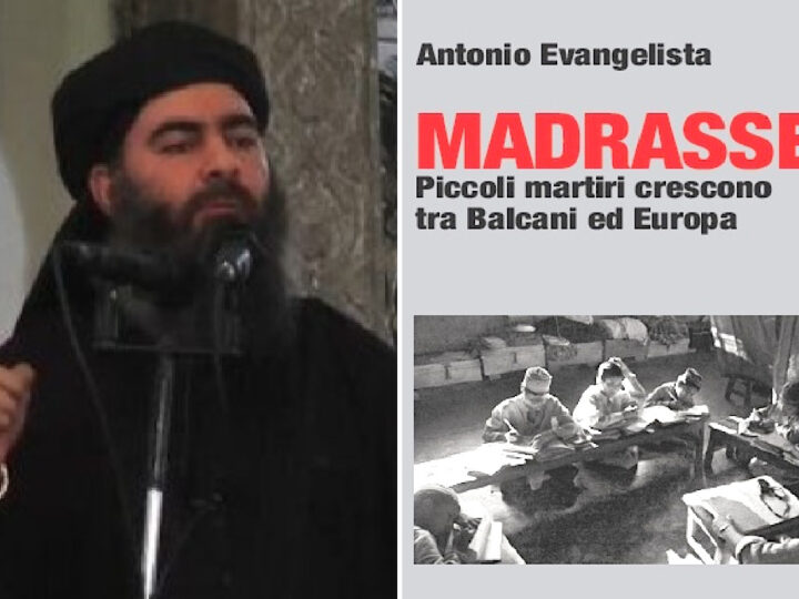 Jihadist Imams and Madrasse for Kamikaze. Austrian Alert now! After 2009 Prophecy by Italian Counterterrorism Policeman in a Book