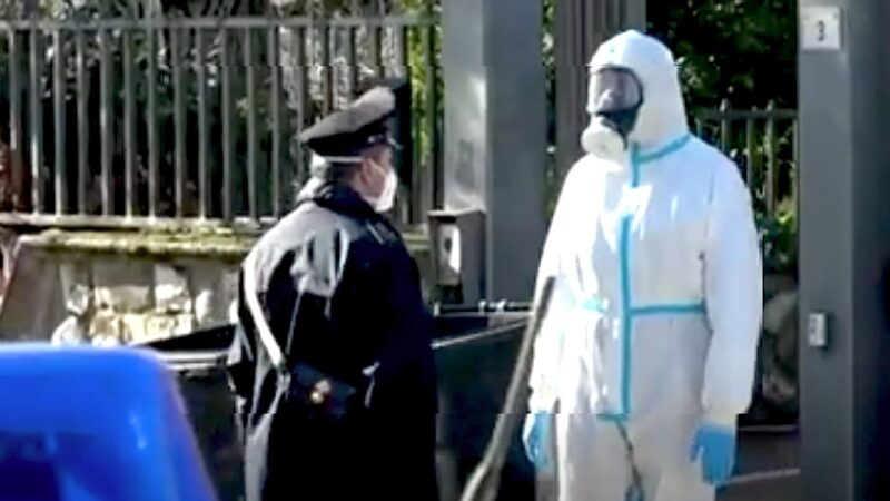 Massacre in Italian Nursing Home after Covid-19 Outbreak: 5 Deaths, 7 Hospitalized. Carbon Monoxide Poisoning or What?