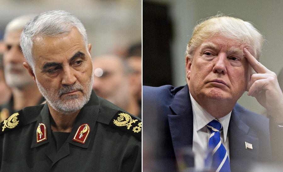 "Breaking: Iran asks Interpol ""Red Notice"" Arrest Warrant for Trump on Soleimani Killing"