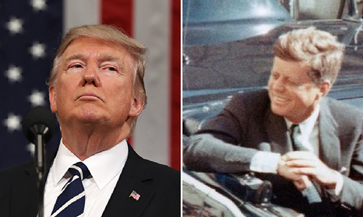 """TRUMP ACQUITTED! Stronger than Kennedy against Deep State: for now he's alive! """"Make America Great Again just begun"""" said Donny"""