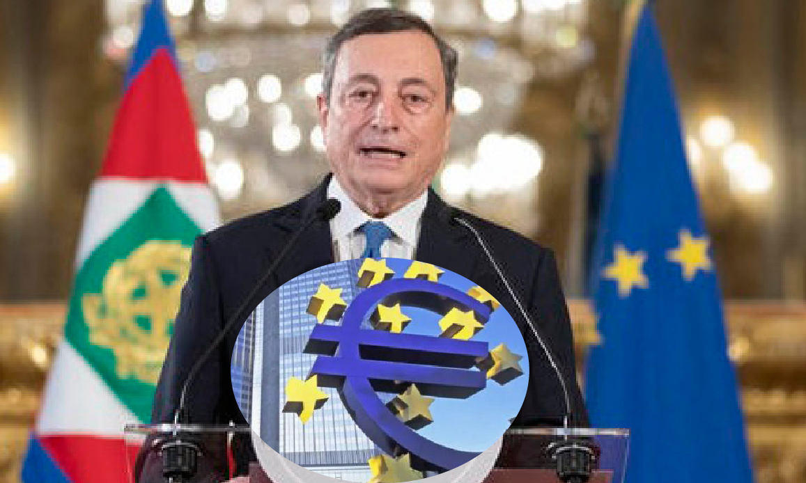 Italy Falls down in ECB Hands. Draghi is appointed PM to form New Govt. As forecasted by Gospa News days ago