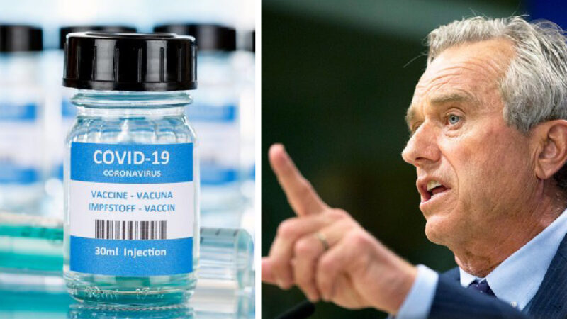 "Kennedy: ""501 US Deaths after Covid Vaccines"". Quickly Banned by Socials' Dictatorship. RFK jr: ""Censorship hinders Vaccine's safety"""