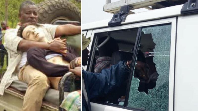 Shocking Photos of Italian Ambassador Killing. Rome's Prosecutor opens investigation for Terrorism: ISIS spectre