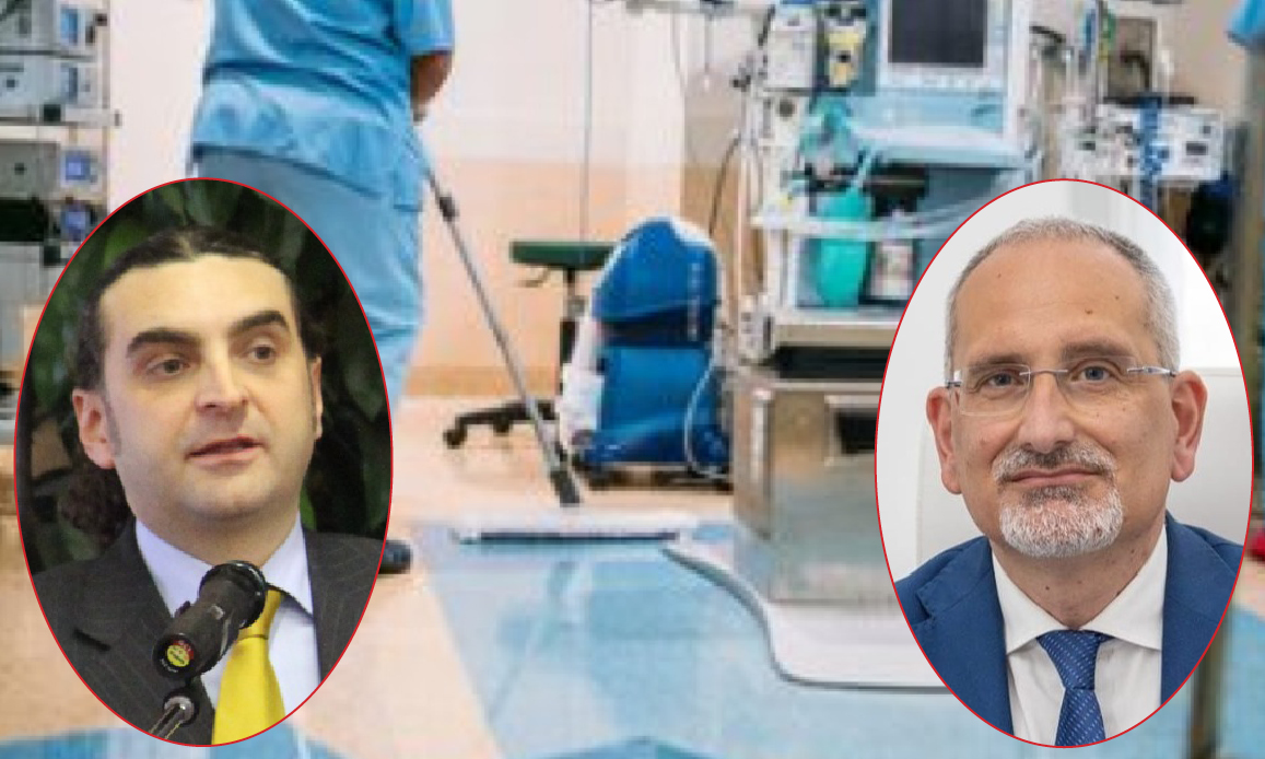 """COVID-19, Alert on Sanitizing in Italy-EU. """"Thousands Deaths due to Hospital Infections"""" claim Trade Unionist & Lawyer"""