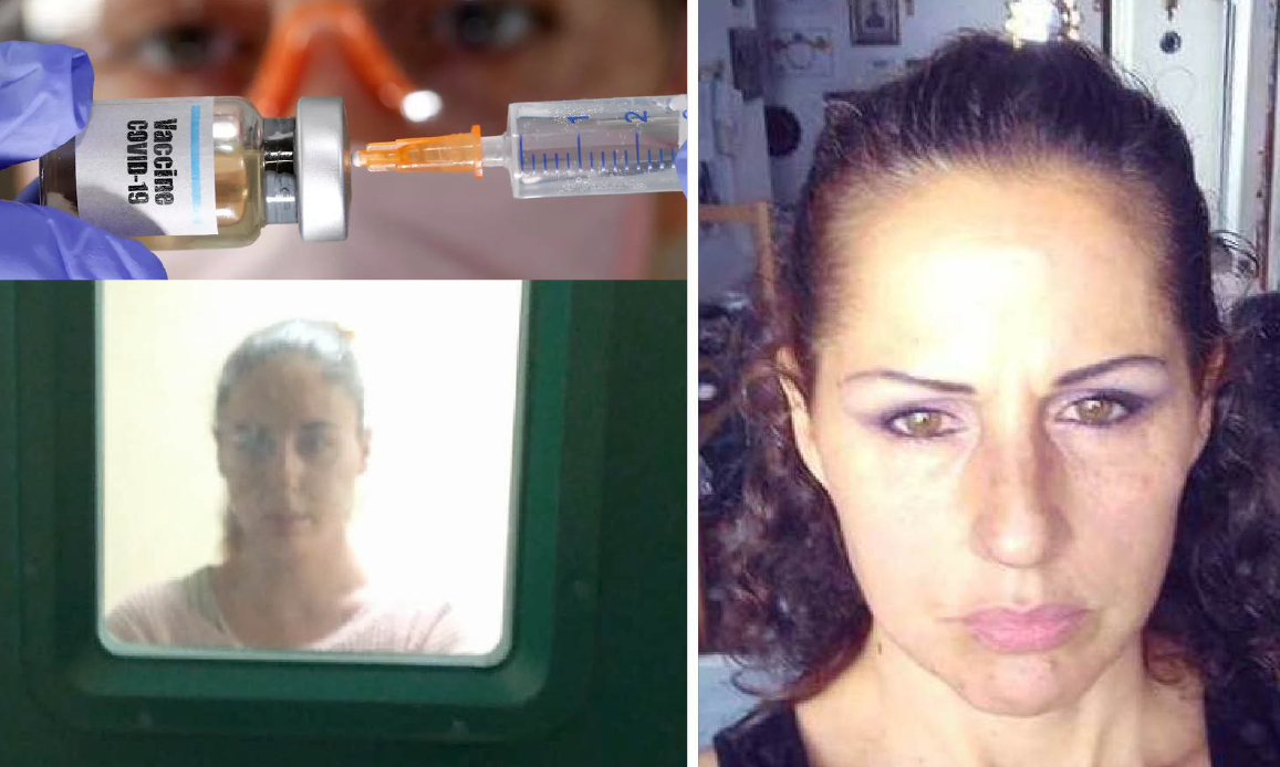 """Us-Italian Mother's Cry: """"My Daughter in Psychiatric Home is NOT a Human guinea-pig for Covid vaccine"""""""