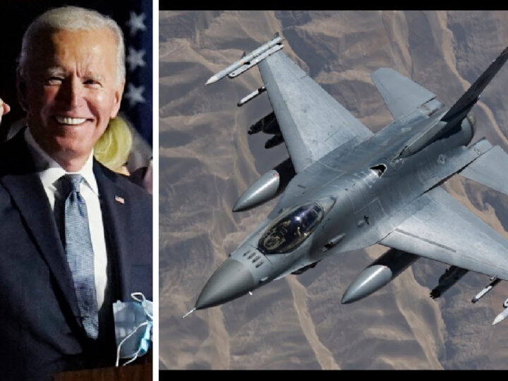 BIDEN's WAR STARTS IN SYRIA. US Air strikes against Iran-backed militia