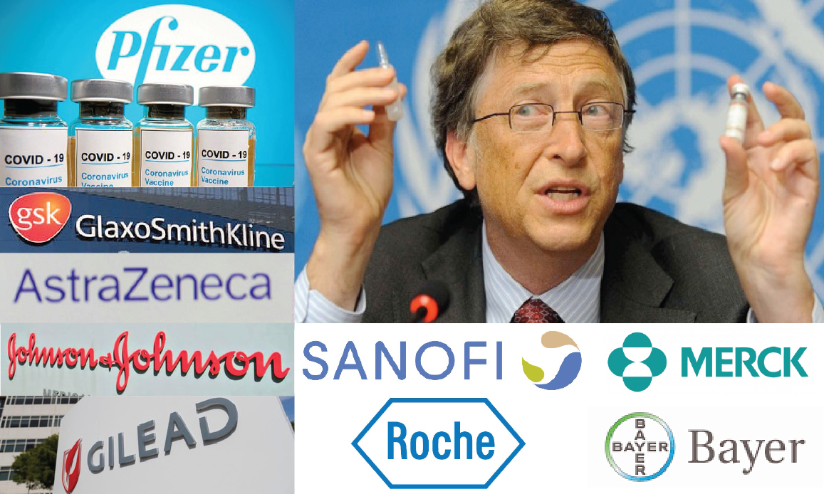WUHAN-GATES – 32. Bill III, Vaccines' Global Emperor. Crowned by Big Pharma's Cartel within Gates Foundation's Deal