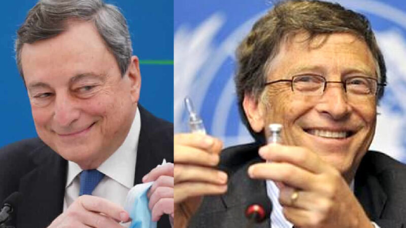 Covid, Italy's Govt approved Mandatory Vaccines for Health Operators. Italians become first Worldwide Guinea-Pigs for Gates' Social Experiments