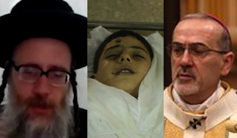 "Orthodox Jews ""Anti-Zionists"" and Christians against Bibi's War. Children's Massacre in Gaza's Strip (update)"