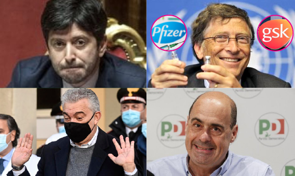 WUHAN-GATES – 37. Italian Vaccine Breakdown! Court of Auditors stopped Public Funds to Company due to Anomalies