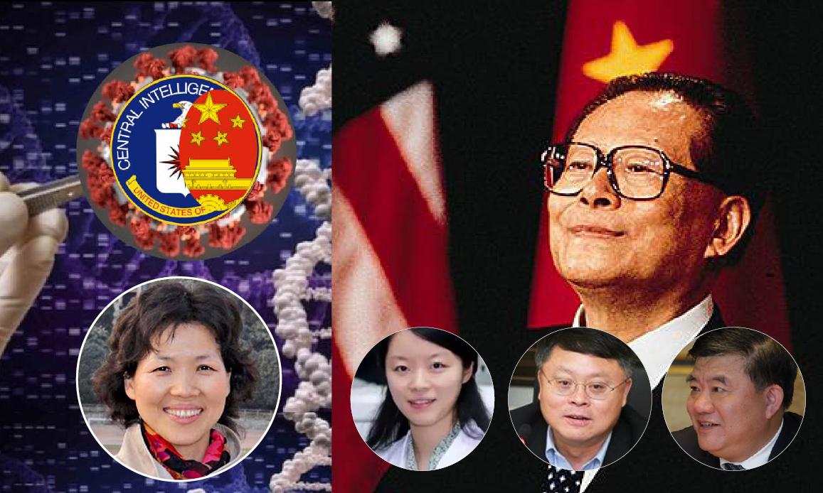 WUHAN-GATES – 38. SARS-HIV Virus Manmade in Biolab by Chinese Deep State among Tiananmen Executioner's Son and Shangai's Gang