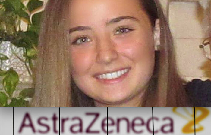 Italian Girl Killed by Vaccine! Coroner Claimed Adverse Effect by AstraZeneca