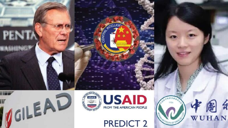WUHAN-GATES – 5 (update). Rumsfeld Shady Heritage. GILEAD'S Intrigues with Wuhan & Soros. Bio-Weapons' Killer Tests with CIA & Pentagon