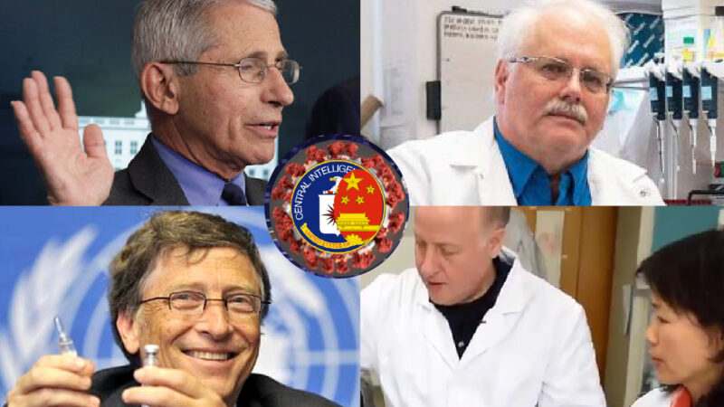 WUHAN-GATES – 40. Fauci & Sorceres Apprentices. Virus SARS Manmade in BioLab since 2000. Us-China Big Affair