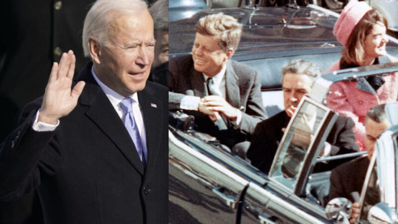 "Biden Hides Secrets on JFK Assassination. Delayed the Release of Sealed Records. RFK jr: ""Outrage against American Democracy"""