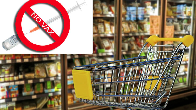 No Vaccine, No Food: Hessen, Germany Permits Supermarkets to Discriminate Against the Unvaccinated