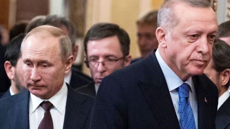 Putin and Erdogan, the Dark Secret behind the Sochi Handshake for Syria…War!