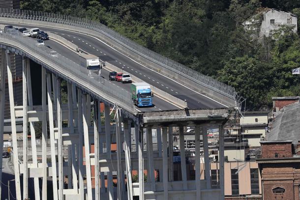 PONTE MORANDI: VILE OMERTA' DEI TECNICI AUTOSTRADE