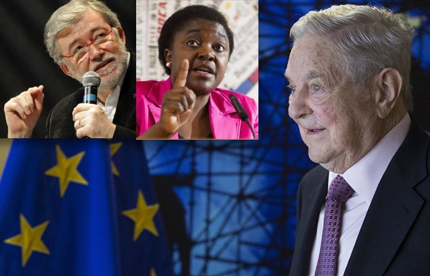 TUTTI I POLITICI UE DEL PLUTARCA SOROS