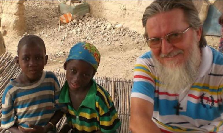 LIBERATO IN MALI PADRE MACCALLI: Era stato rapito dai Jihadisti in Niger