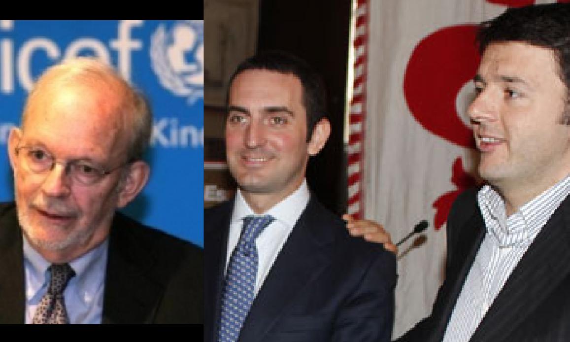 SCANDALO UNICEF SOTTO IL SEGNO DEI DEMOCRATICI ITALIA-USA